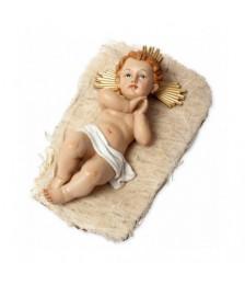 Gesù Bambino in Resina con...