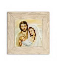 Quadretto Sacra Famiglia di...